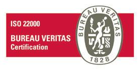 Iso 22000-sertifikaatti