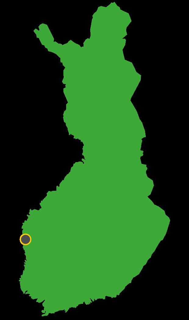 Öströmin Perunatuotteen sijainti